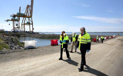 El Puerto de Huelva asciende al 5º lugar del sistema portuario a pesar de la pandemia