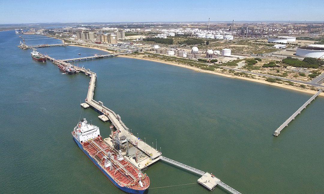 El Puerto de Huelva entra a formar parte de la sección marítima de la Junta Directiva de Gasnam