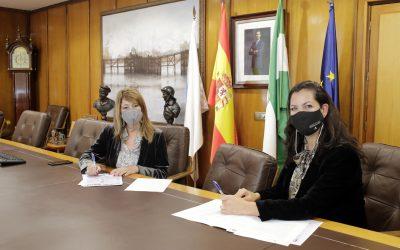 El Puerto de Huelva y el IAM defienden entornos laborales libres de acoso sexual y avanzar hacia la conciliación real y efectiva