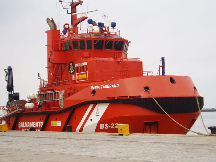 Autoridad Portuaria de Huelva y SASEMAR firman un contrato para la ordenación, coordinación y control del tráfico marítimo portuario