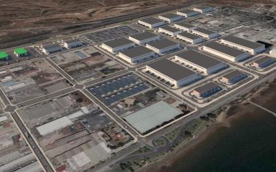 El Puerto de Huelva saca a licitación el proyecto de urbanización de la ZAL