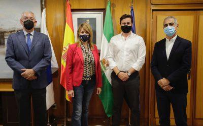 La Autoridad Portuaria de Huelva y la Cámara de Comercio llevarán a cabo distintas acciones para generar sinergias en torno al Puerto de Huelva