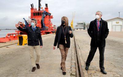 La Autoridad Portuaria de Huelva adjudica a CBRE la oficina de gestión del Muelle de Levante