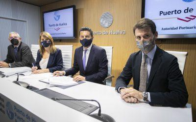 La Autoridad Portuaria de Huelva adjudica a la empresa SISTEM el desarrollo de una plataforma para la digitalización de infraestructuras y procesos portuarios