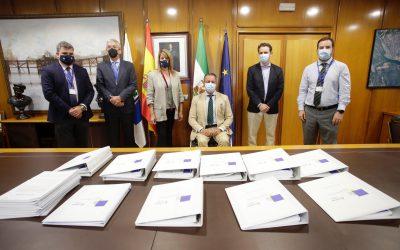 La Autoridad Portuaria de Huelva, en solo un año, lleva a cabo el 60% de las obras contempladas en el primer Plan de accesibilidad del Puerto de Huelva