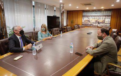 La Autoridad Portuaria de Huelva y la Federación Onubense de Empresarios unen sinergias para crear empleo y oportunidades