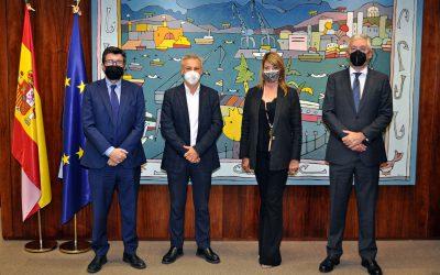 La Autoridad Portuaria de Huelva acuerda con Puertos del Estado un plan de empresa con una inversión de casi 300 millones de euros para 2021-2025 en el Puerto de Huelva