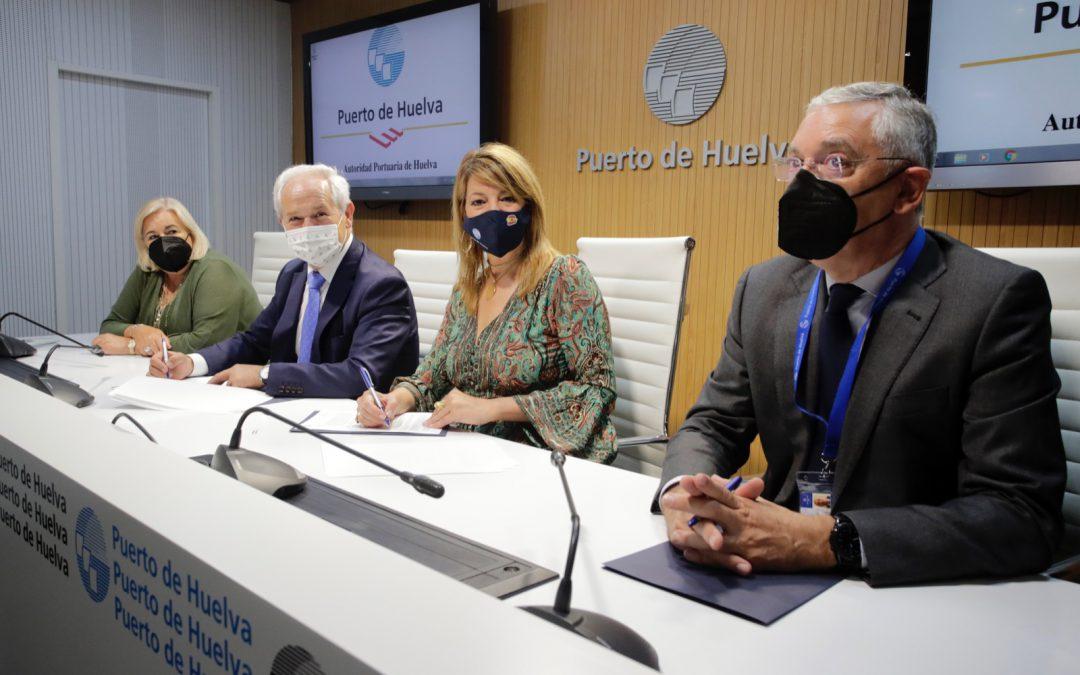 El Puerto de Huelva saca a licitación la redacción del proyecto para la puesta en marcha de la Plataforma Logística Sanitaria del Servicio Andaluz de Salud en la ZAL