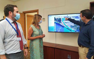 El Puerto de Huelva instala un sistema de control de concesiones pionero para reducir los tiempos en los trámites