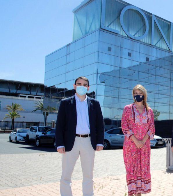 El Puerto de Huelva da un importante salto tecnológico con la puesta en marcha de un nuevo Centro de Procesamiento de Datos