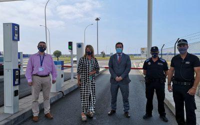 El Puerto de Huelva mejorará su seguridad con la licitación de un nuevo sistema de control de acceso a todas sus instalaciones